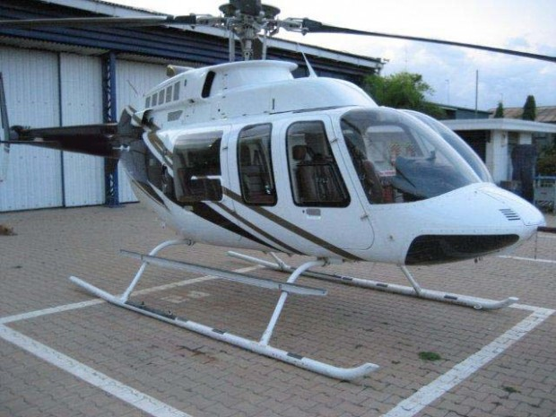 2007 Bell 407 Helicopter
