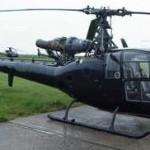 Westland Gazelle AH MK I - 1974 Helicopter