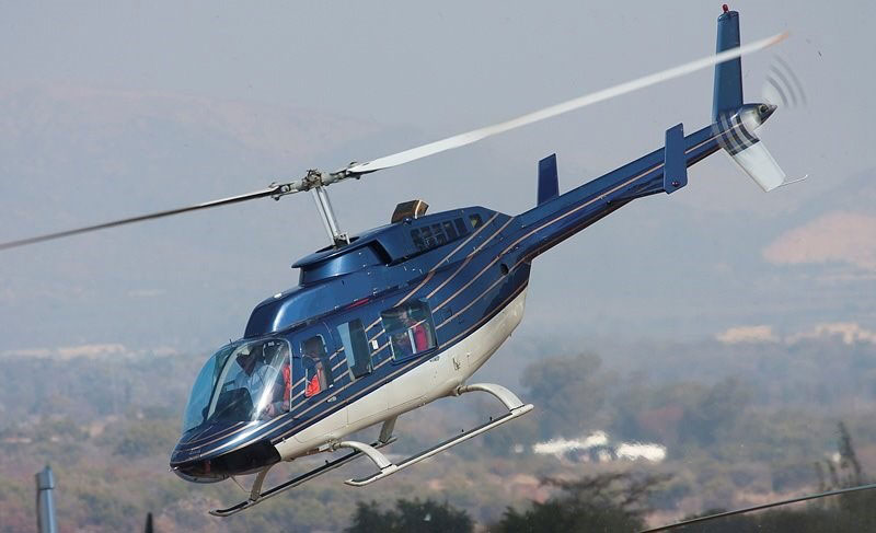 Bell 206 L-3 - 1990