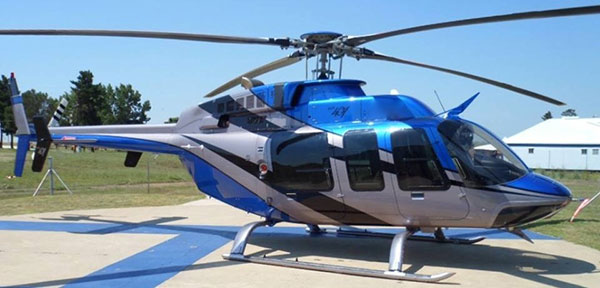 Private Helicopter For Sale >> 2003 Bell 407 Turbine Helicopter For Sale