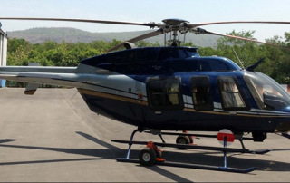 2008 Bell 407 helicopter for sale