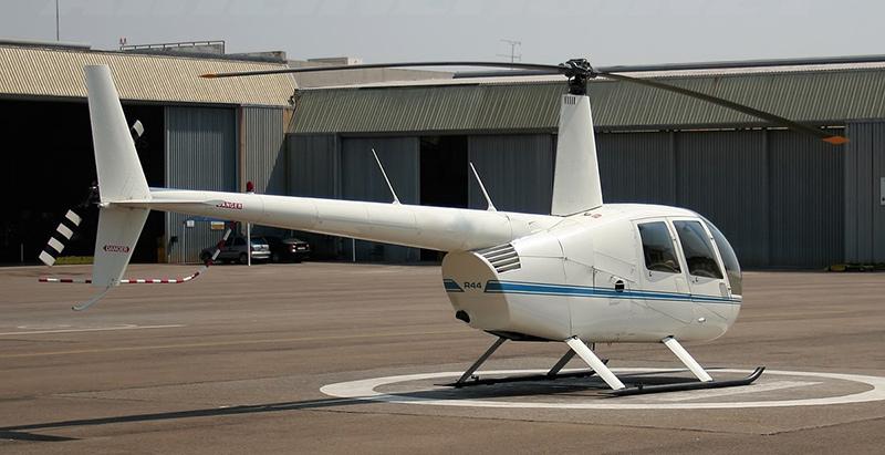 2004-Robinson-R44-Raven-II