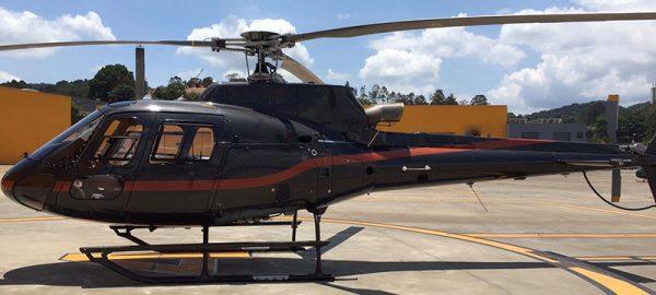 2008 Eurocopter AS350 B3+