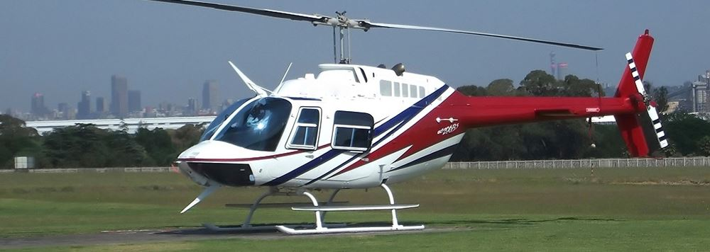 Bell Jetranger 206 B3 - 1996 | Turbine helicopter sales and