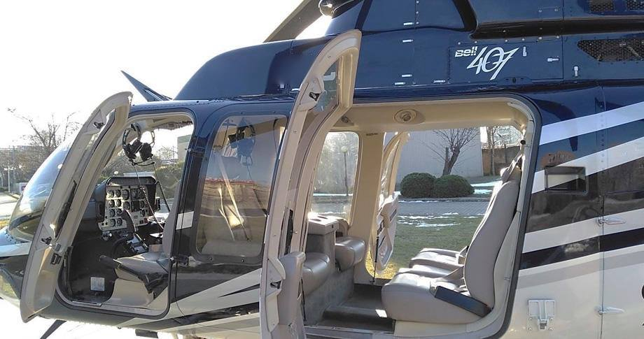 Bell 407 2008 Bell Turbine Aircraft Helicopter For Sale