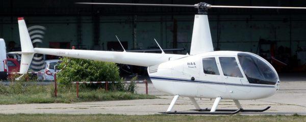 REF 1554 - 2003 R44 Raven II