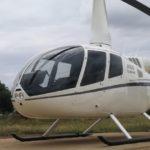 REF 1722 - 2012 White Robinson R66