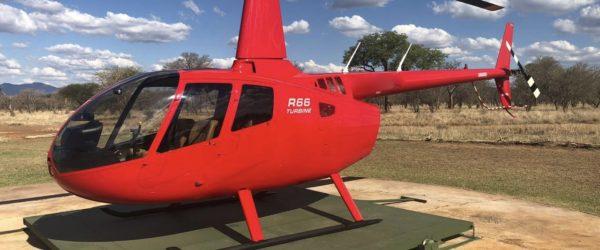 REF 1826 - 2013 Red Robinson R66