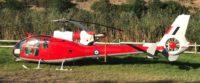 1976 GAZELLE SA341F2