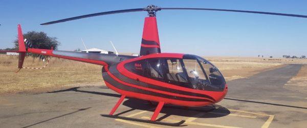 REF 1906 - 2008 R44 Raven II