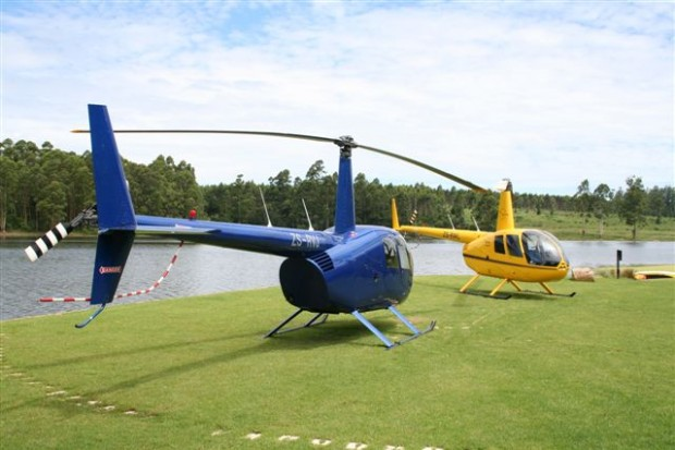 New Robinson R44 helicopter for sale