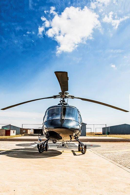Eurocopter AS350 B3+ - 2007 - Turbine Helicopters for sale