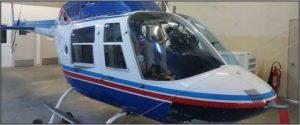 Bell Jetranger 206 BIII - 1986