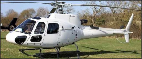 Eurocopter AS350 B3 (H125) - 2015