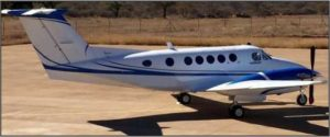 Beechcraft King Air 200 - 1980