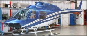 Bell Jetranger 206 BIII - 1980