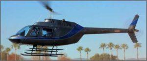 Bell Jetranger 206 BIII - 1981