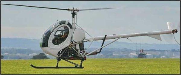 Hughes 300C - 1992