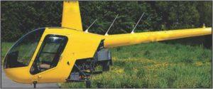 1991-Robinson-R22-Beta