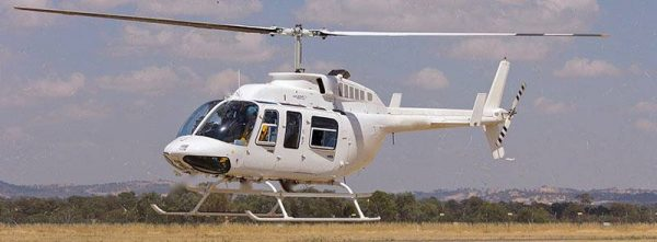 Bell Longranger 206 L-3 - 1992