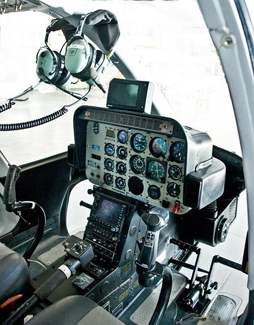 Bell 407 White