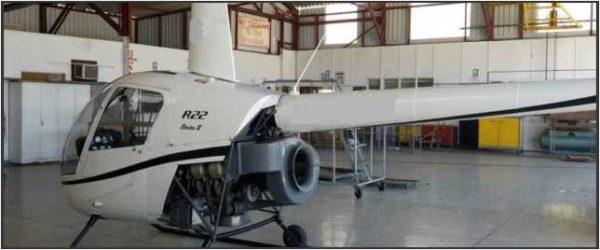 2006-Robinson-R22-Beta-3