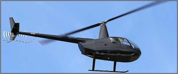 Robinson R44 Raven II 2006 - Black