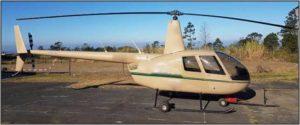 Robinson R44 Raven II 2007 - Khaki