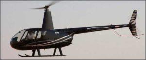 Robinson R44 Raven II 2007 - Black