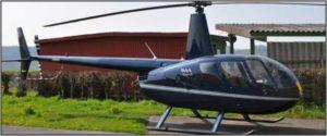 R44 Raven II 2007 - Black