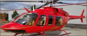 BELL 407 - 2008 Red