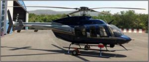 Bell 407 - 2008 Blue