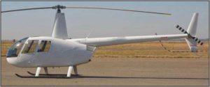 Robinson R44 Raven II - White - 2008