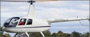 Robinson R44 Raven II 2008 - White