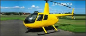 Robinson R44 Raven II 2008 - Yellow