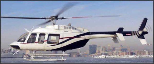 Bell 407 GX - 2012 White