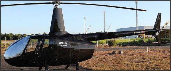 Robinson R66 Turbine 2012 - Black