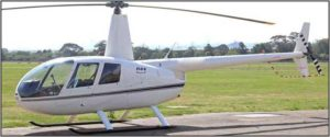 Robinson R44 Raven II 2015 - White