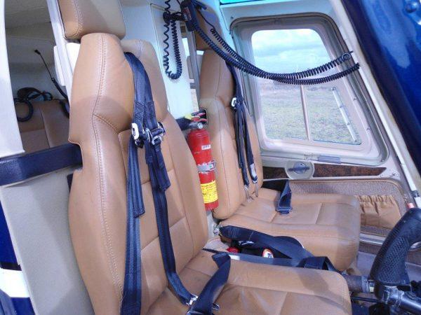 Bell 206 Jetranger BIII
