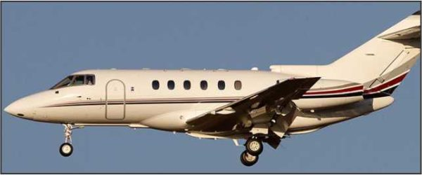 Hawker Beechcraft 800XP 1999