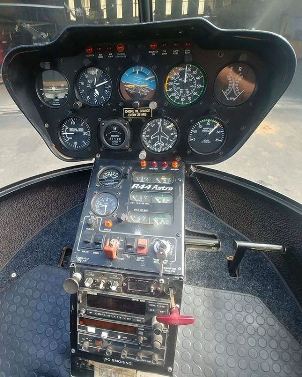 Robinson R44 Astro 1996
