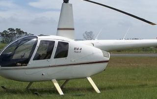 REF 1864 - 2006 White R44 Raven II