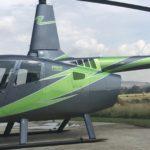 2011 Robinson R66