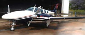 1974 Beechcraft Baron B58
