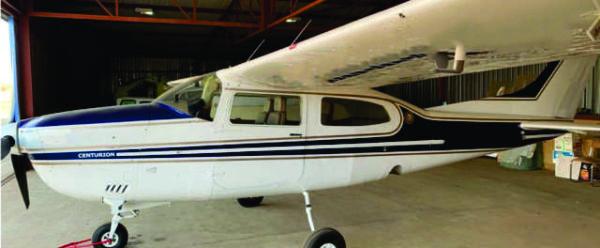 REF 2070 - 1978 CESSNA T210M