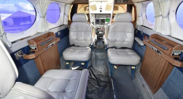 1970 Cessna 414