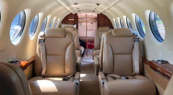 (Super King Air B300)