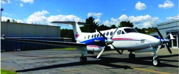 2012 Beechcraft King Air 350i
