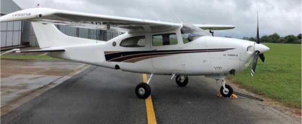 1977 Cessna T210M AIRFRAME: TTSN: 5452 Hrs