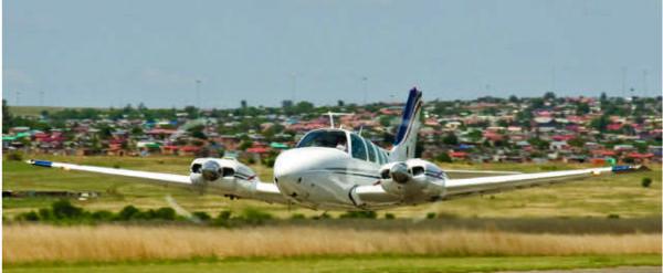 1971 Beechcraft Baron 58. Airframe TTSN: 4500 hrs Engine 1 & 2 TSOH: 1331 Hrs